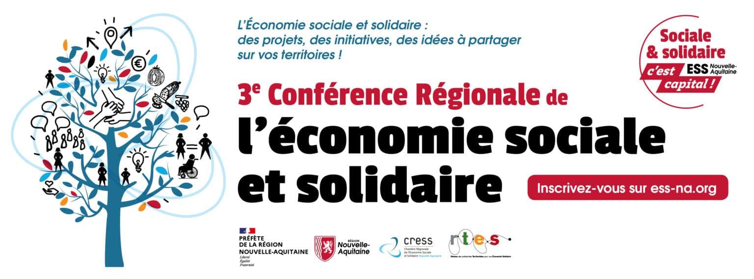3ème Conférence Régionale de l'ESS